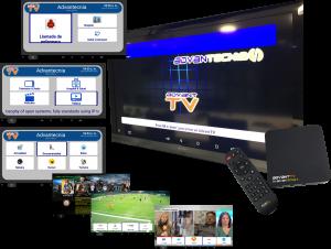 AdvantTV Más que un Sistema de Entretenimiento para su centro sociosanitario