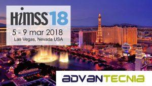 Presentes en HIMSS2018 en las Vegas